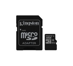Kingston Canvas Select - 32 GB
