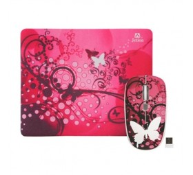 copy of Combo Mouse y Mouse Pad - blanco y negro