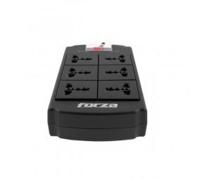 Forza - Zapatilla Universal - Proteccion contra sobrecarga