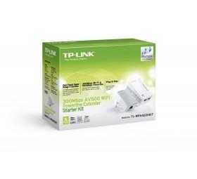 TP-LINK TL-WPA4220 KIT Powerline 300 Mbps WiFi