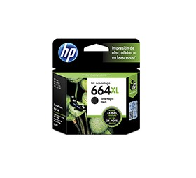 copy of HP - Cartucho 664 XL - Negro