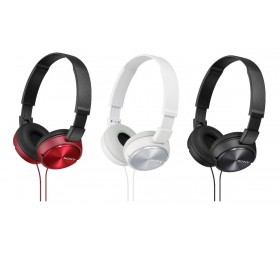 Sony MDR-ZX310AP - Auriculares c/microfono - Blanco