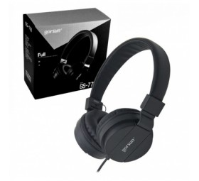 Auriculares Stereo Gorsun GS 778 - Negro