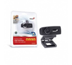 Webcam Genius 720p FaceCam 1000X HD - USB