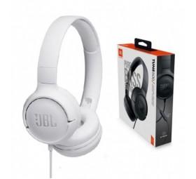 Auricular JBL Tune 500 blanco c/micrófono