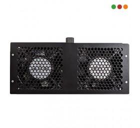 Unidad de Ventilacion - 2 Ventiladores - Expandible (sin cable)