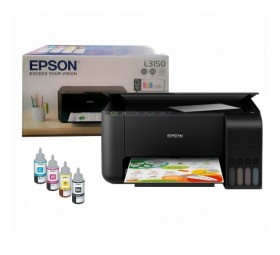 copy of Epson multifunción EcoTank L3150 Wifi + Resma 500 Hojas