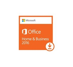 Office Home and Business 2016 - 1 Licencia - ESD