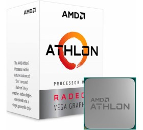 AMD Athlon 200GE - 3.2 GHz - 2 núcleos