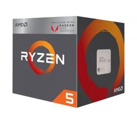 AMD Ryzen 5 2400G - 3.6 GHz - 4 núcleos