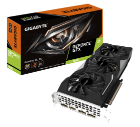 Gigabyte - GTX 1660 GAMING OC- 6GB DDR5