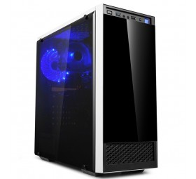 HSI - V12BS - Gaming Case- Mid tower- ATX
